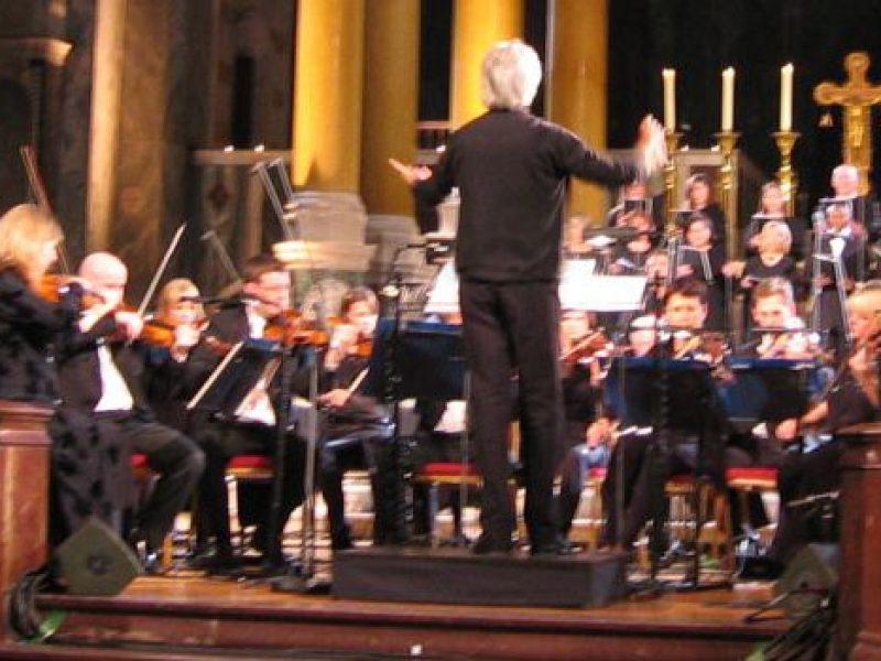 Concerto a Westminster