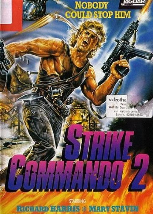 STRIKE COMMANDO 2