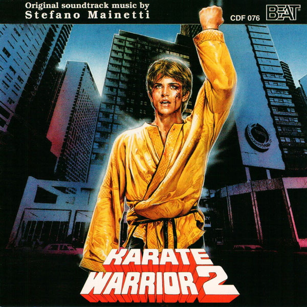 KARATE WARRIOR 2