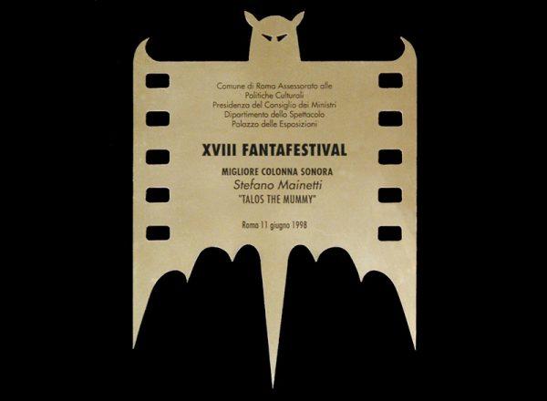 XVIII Fantafestival