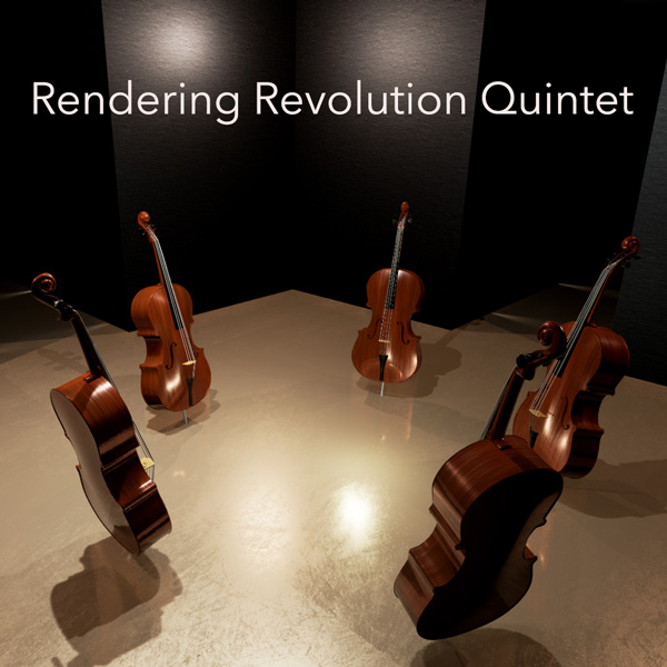 RENDERING (5 Cellos Suite)