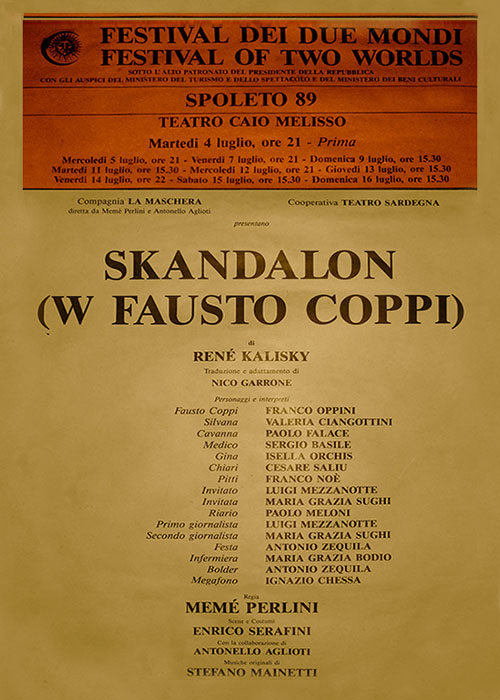 SKANDALON (W.Fausto Coppi)