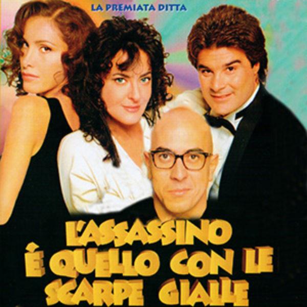 L'ASSASSINO E' QUELLO CON LE SCARPE GIALLE (Tema)