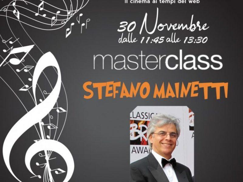 """Masterclass """"Casa del Cinema"""""""