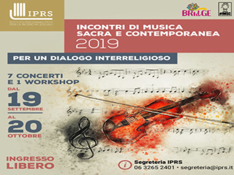 Concert of Sacred and Contemporary Music