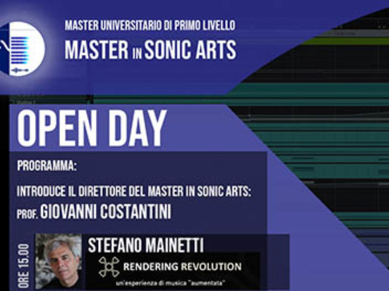 "Masterclass University of Rome ""Tor Vergata"""